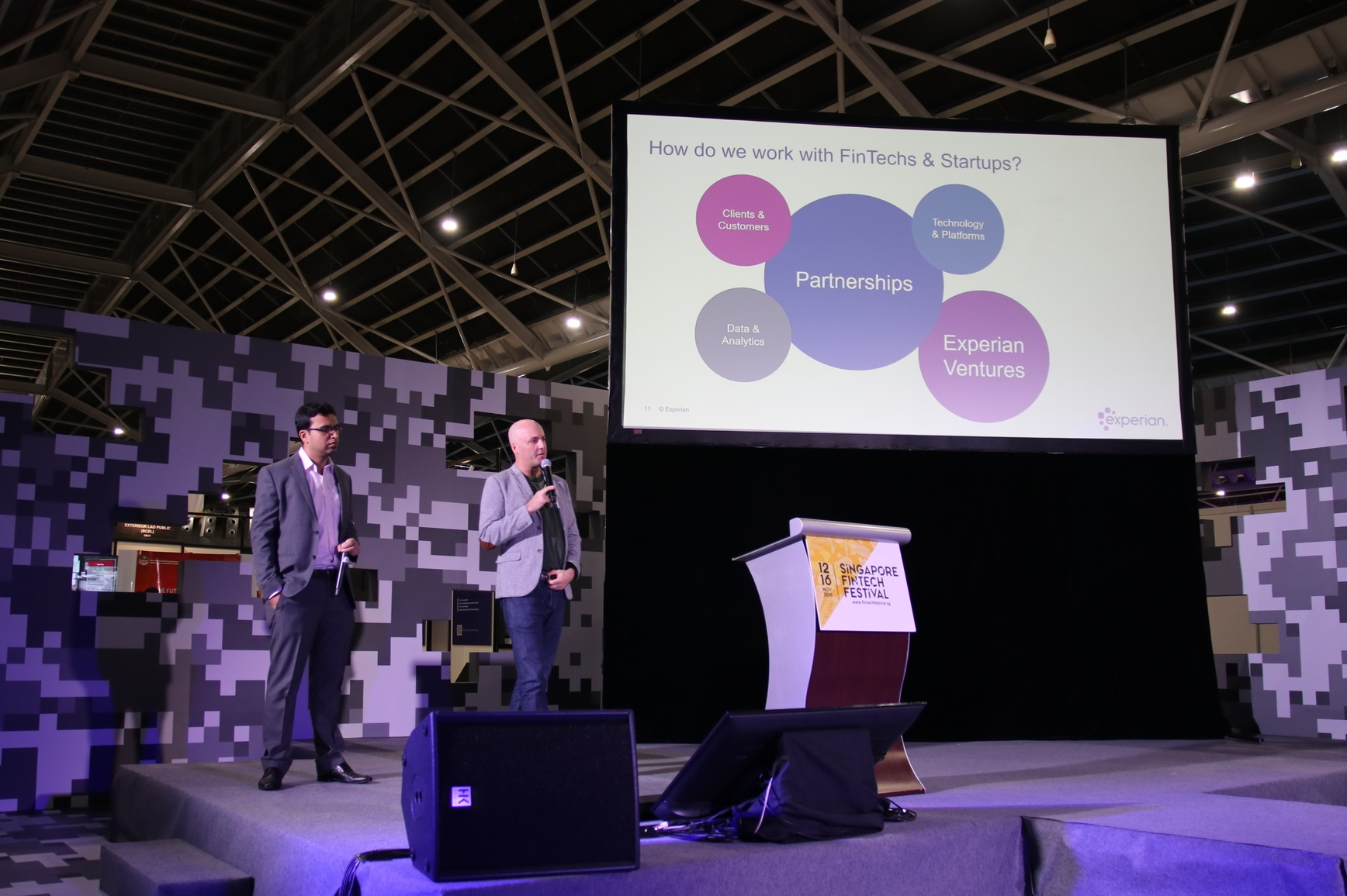 Unlocking the Power of Data for a Better Future – Insights From Singapore Fintech Festival 2018