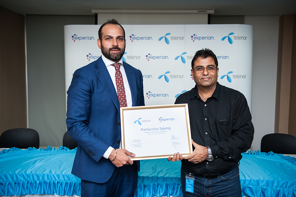 Telenor Myanmar and Experian partner to accelerate financial inclusion for unbanked subscribers